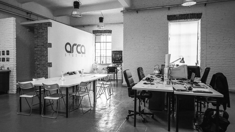 photo of the location of Arca event for In the City