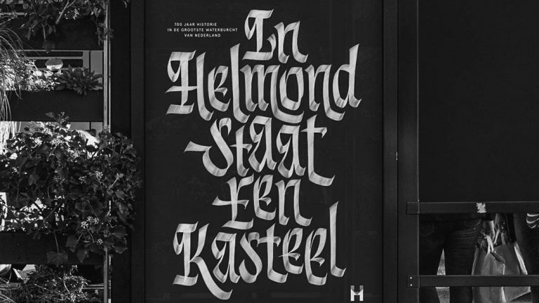 artwork for High on Type talk on typography