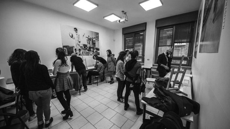 photo of the location of Scuola Internazionale di Comics event for In the City
