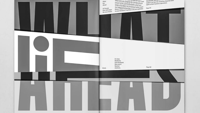artwork for Studio Feixen talk on brand